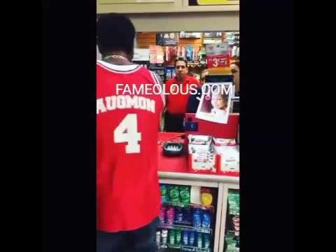 Gas station employees call 911 on Rapper Jim Jones [Video]