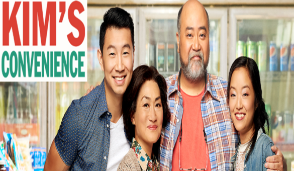 Kim's Convenience – New TV #KimsConvenience [Tv]