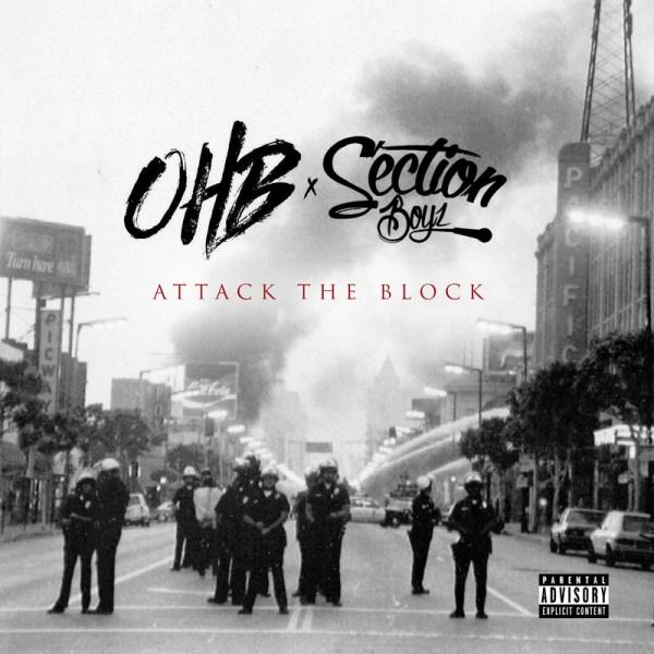 "Chris Brown, OHB & Section Boyz – ""Attack The Block"" #OHBAttackTheBlock [Audio]"