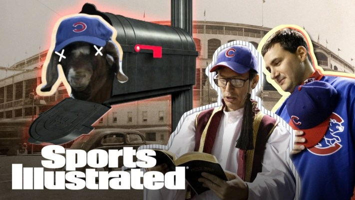 Chicago Cubs' Curses: A Brief History & Guide | Sports Illustrated