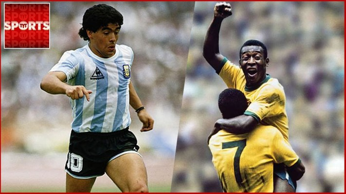 Which Football Legend Should Have the Highest FIFA Rating? [Pele? Maradona?]