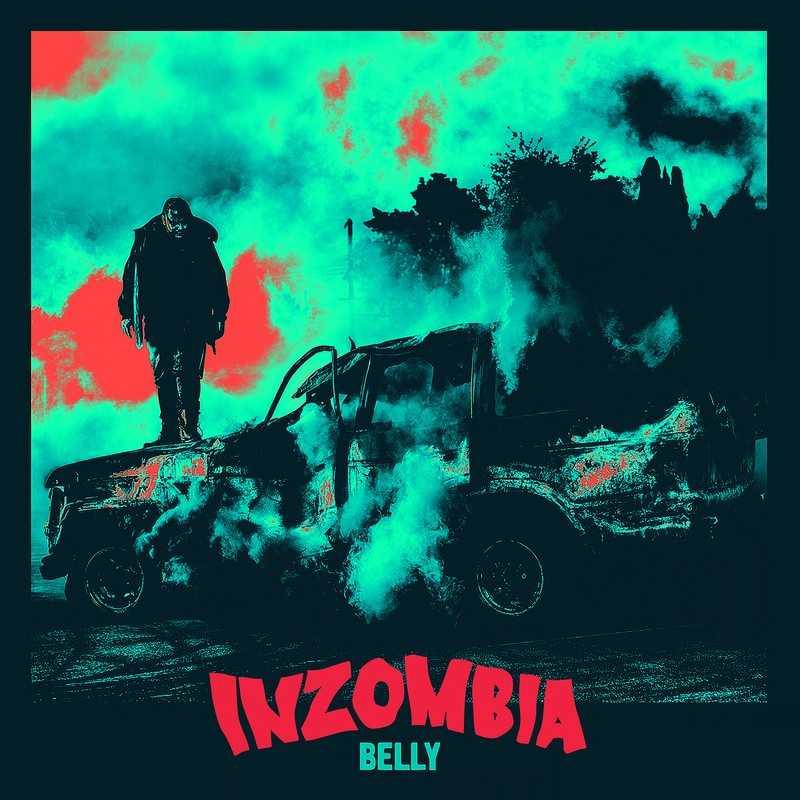 "Belly – ""Inzombia"" #Inzombia [Mixtape]"