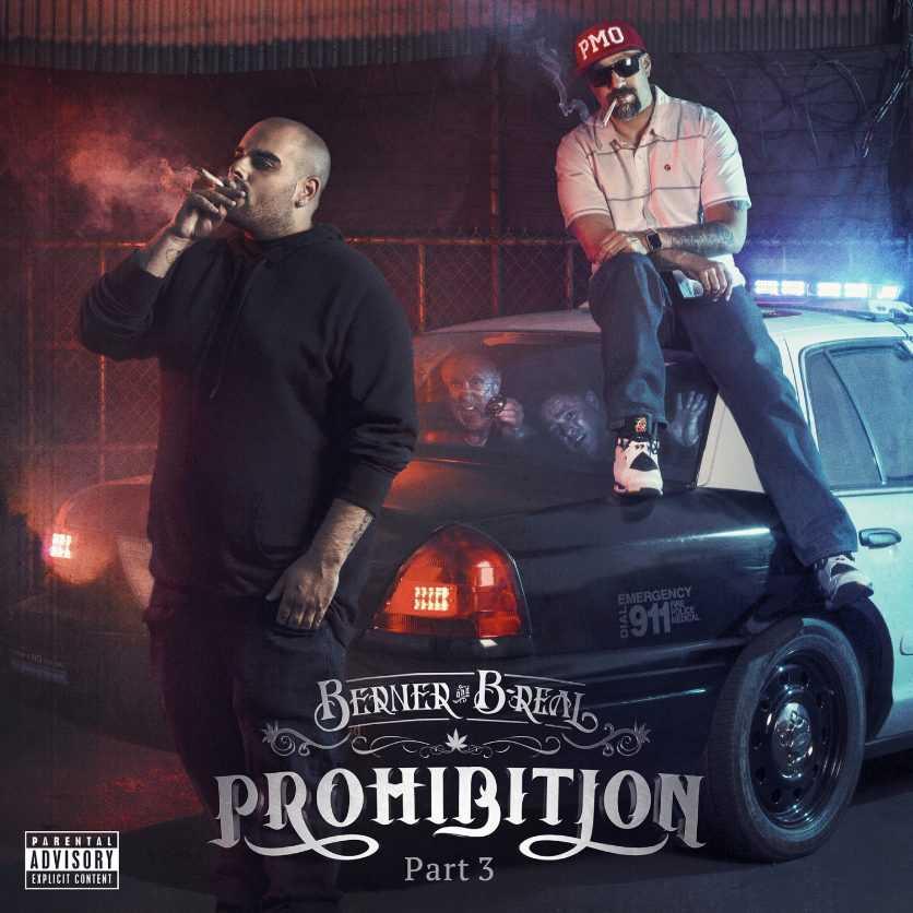 Album Stream: Berner & B-Real – Prohibition 3 [Audio]