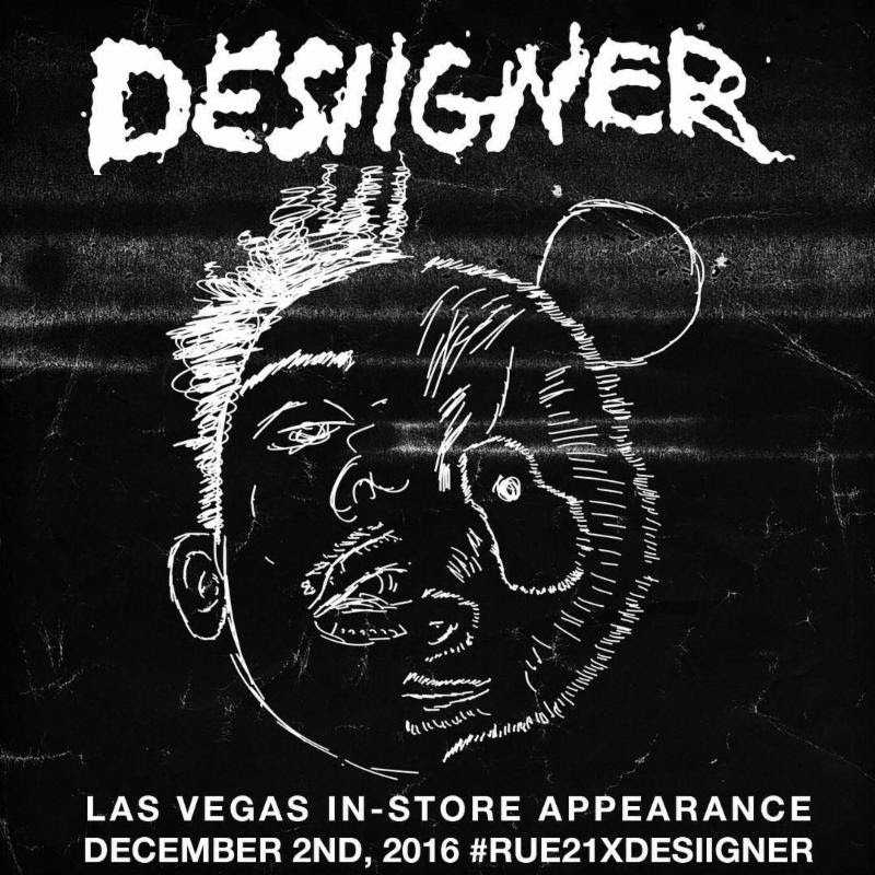 Desiigner Launches Official 'Merch' This Friday! [Fashion]