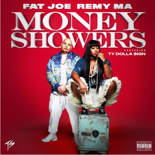 "Fat Joe & Remy Ma – ""Money Showers"" (feat. Ty Dolla $ign) [Audio]"