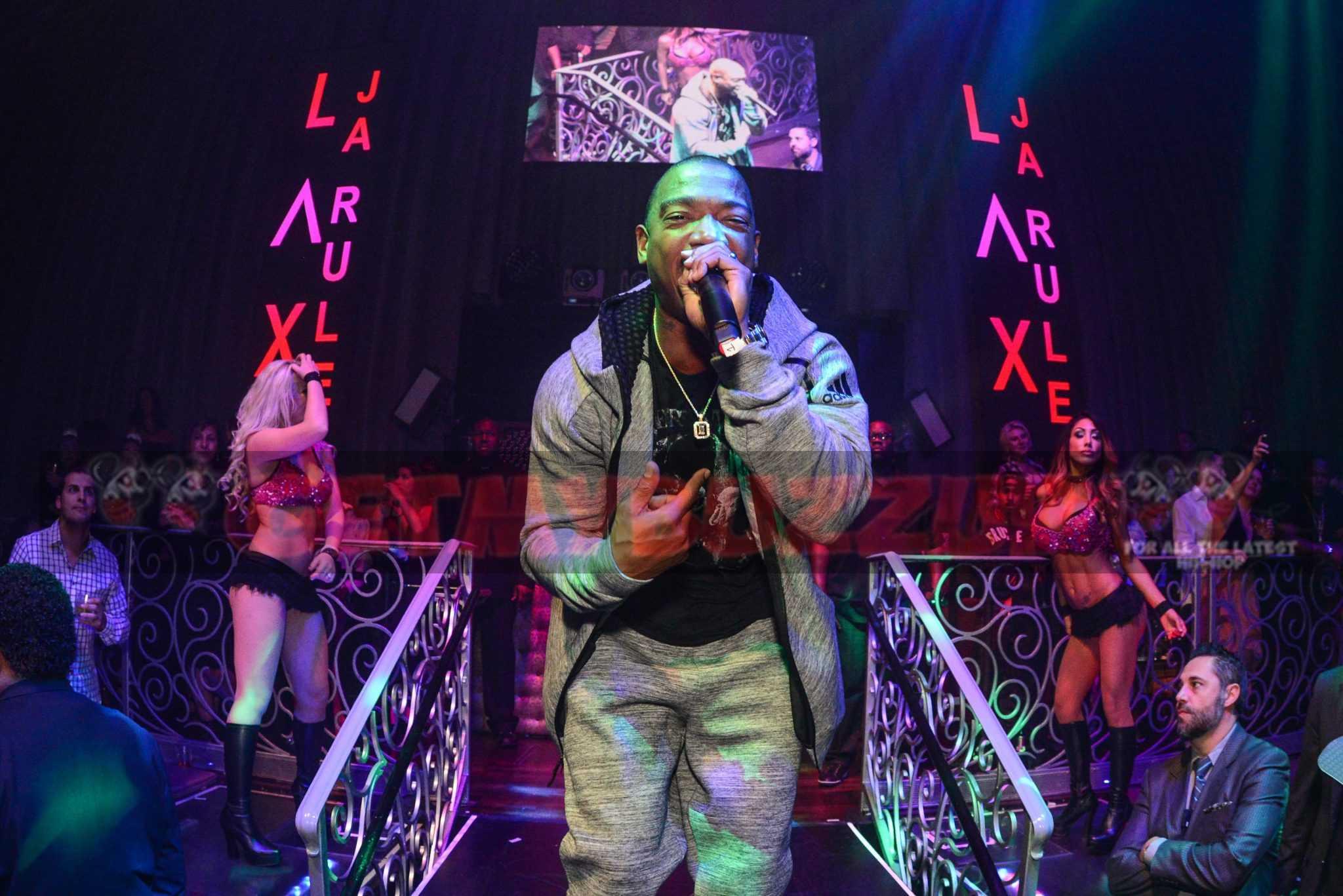 Ja Rule Keeps It Real at LAX Nightclub [Photos]