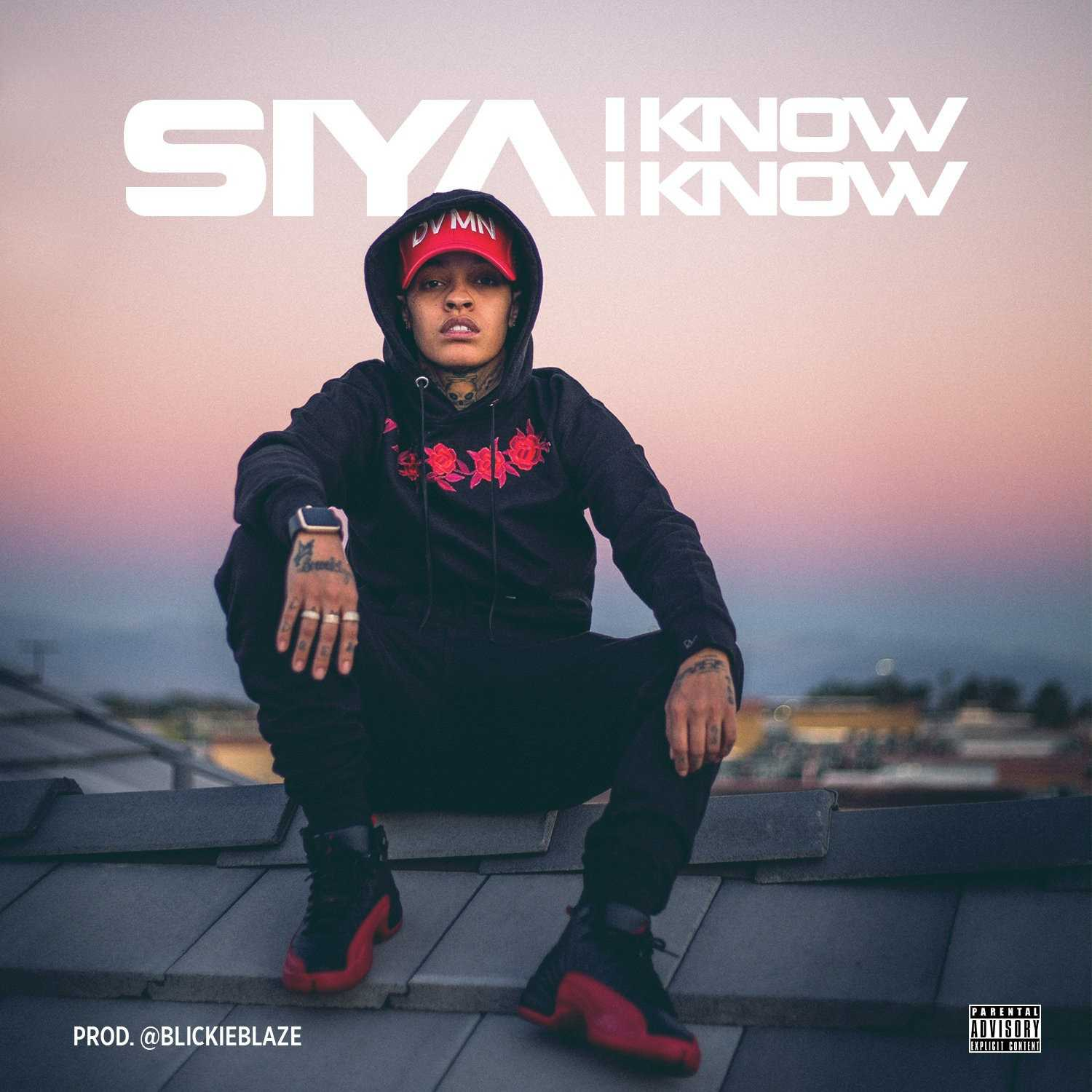"Sisterhood of Hip-Hop Star Siya Shows A Different Side Of Herself on New Single ""I Know I Know"" [Audio]"