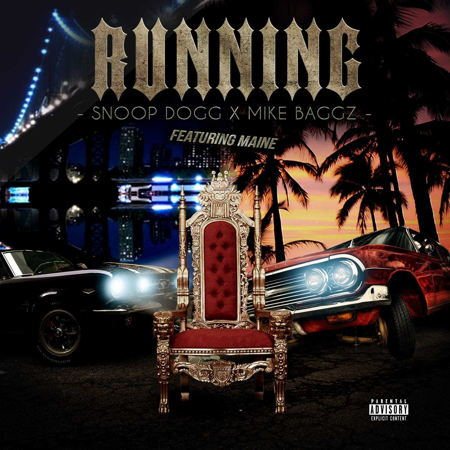 """Snoop Dogg and Mike Baggz – """"Running"""" [Audio]"""