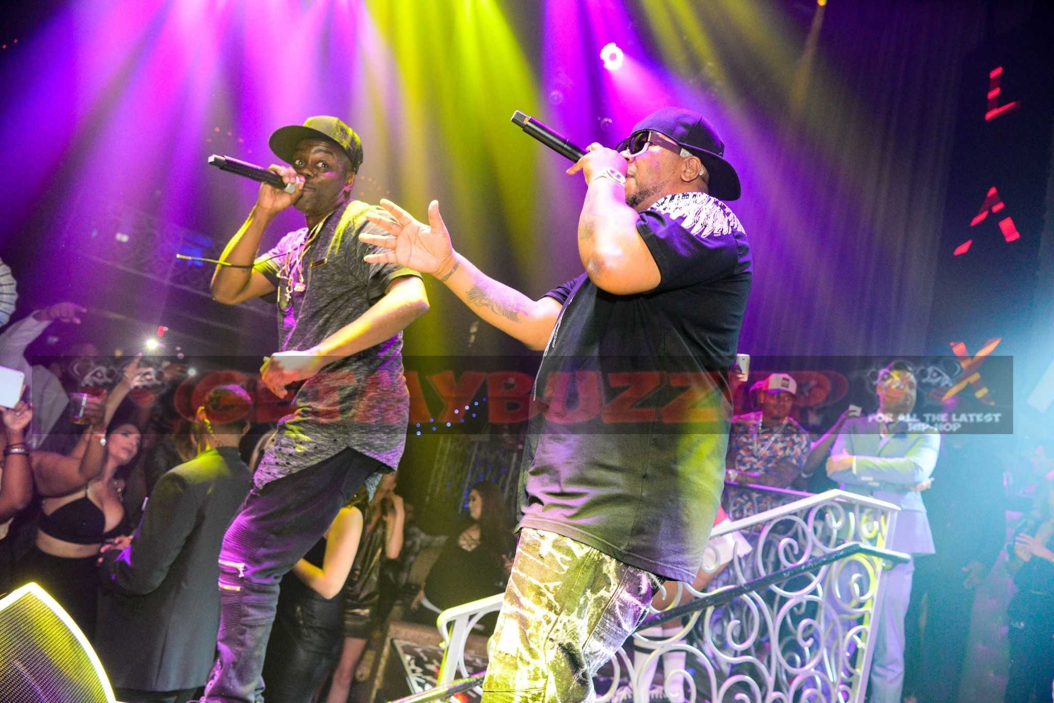 Twista Took Over the Stage at LAX Nightclub inside Luxor Hotel and Casino [Photos]