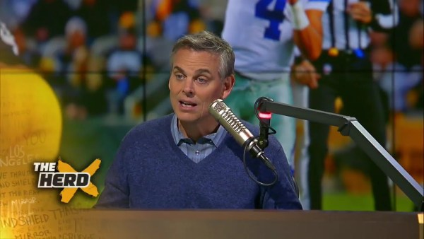 Best of The Herd with Colin Cowherd on FS1 | NOVEMBER 14-18 2016 | THE HERD