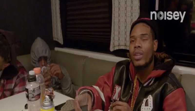 """Noisey Goes Behind the Scenes on Fetty Wap's Tour """"Welcome to the Zoo"""" [Video]"""