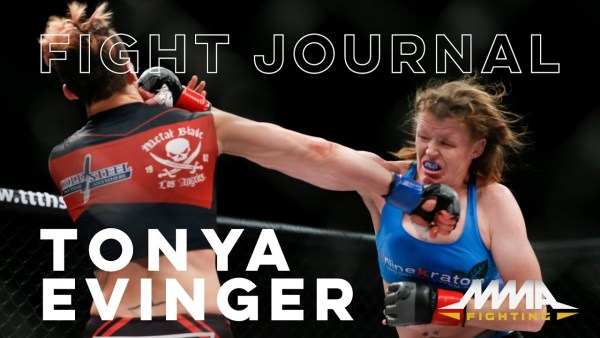 Fight Journal: Tonya Evinger