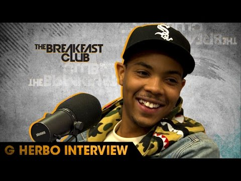 G Herbo Talks the Cubs Championship, Leaving The Street Life with The Breakfast Club [Interview]