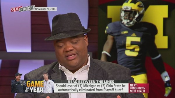 Jason Whitlock makes the case that we've ruined College Football | SPEAK FOR YOURSELF