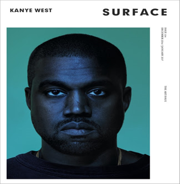 Surface Mag Art Issue ft. Kanye West #ThinkLikeYe [Interview]