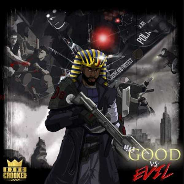 "Album Stream: KXNG CROOKED – ""Good Vs. Evil"" [Audio]"