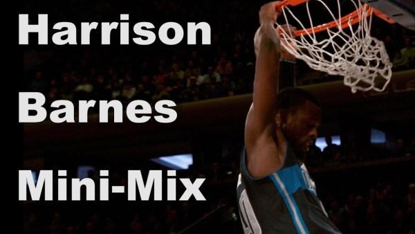 Mini-Mix #10: Harrison Barnes is a Bright Spot for Dallas' Future