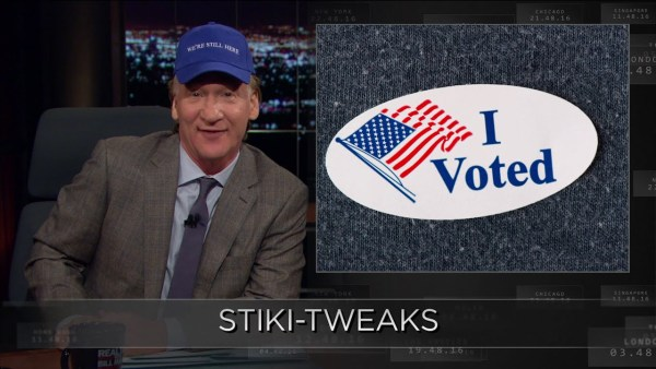 Web Exclusive New Rule: Stiki-Tweaks | Real Time with Bill Maher (HBO)