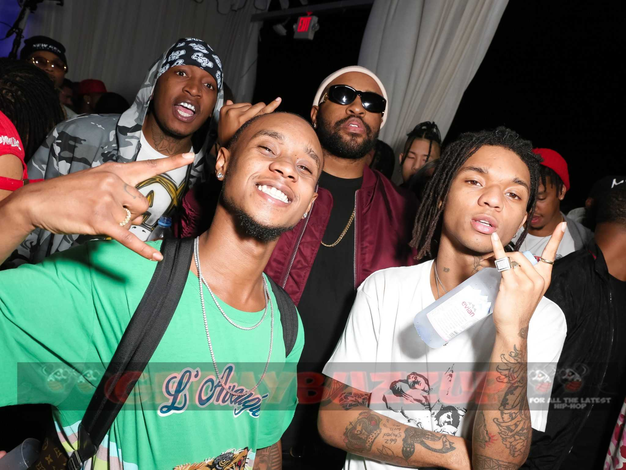 1800 Tequila and Billboard Party with Rae Sremmurd / NU MUSES Afterparty at Up & Down [Photos]