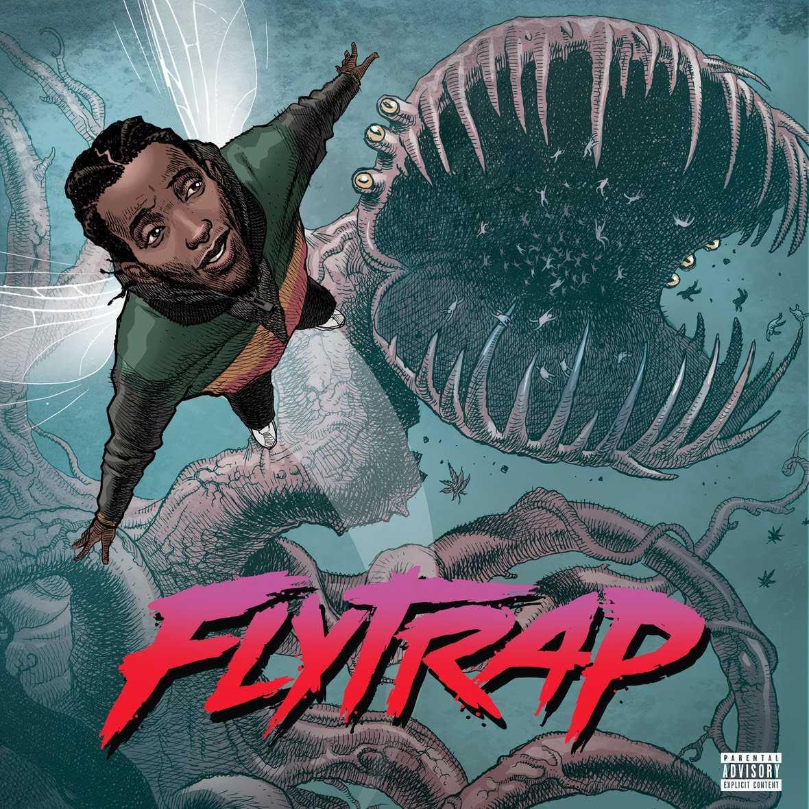 "Album Stream: CJ FLY UNLEASHES NEW ALBUM ""FLYTRAP"" [Audio]"