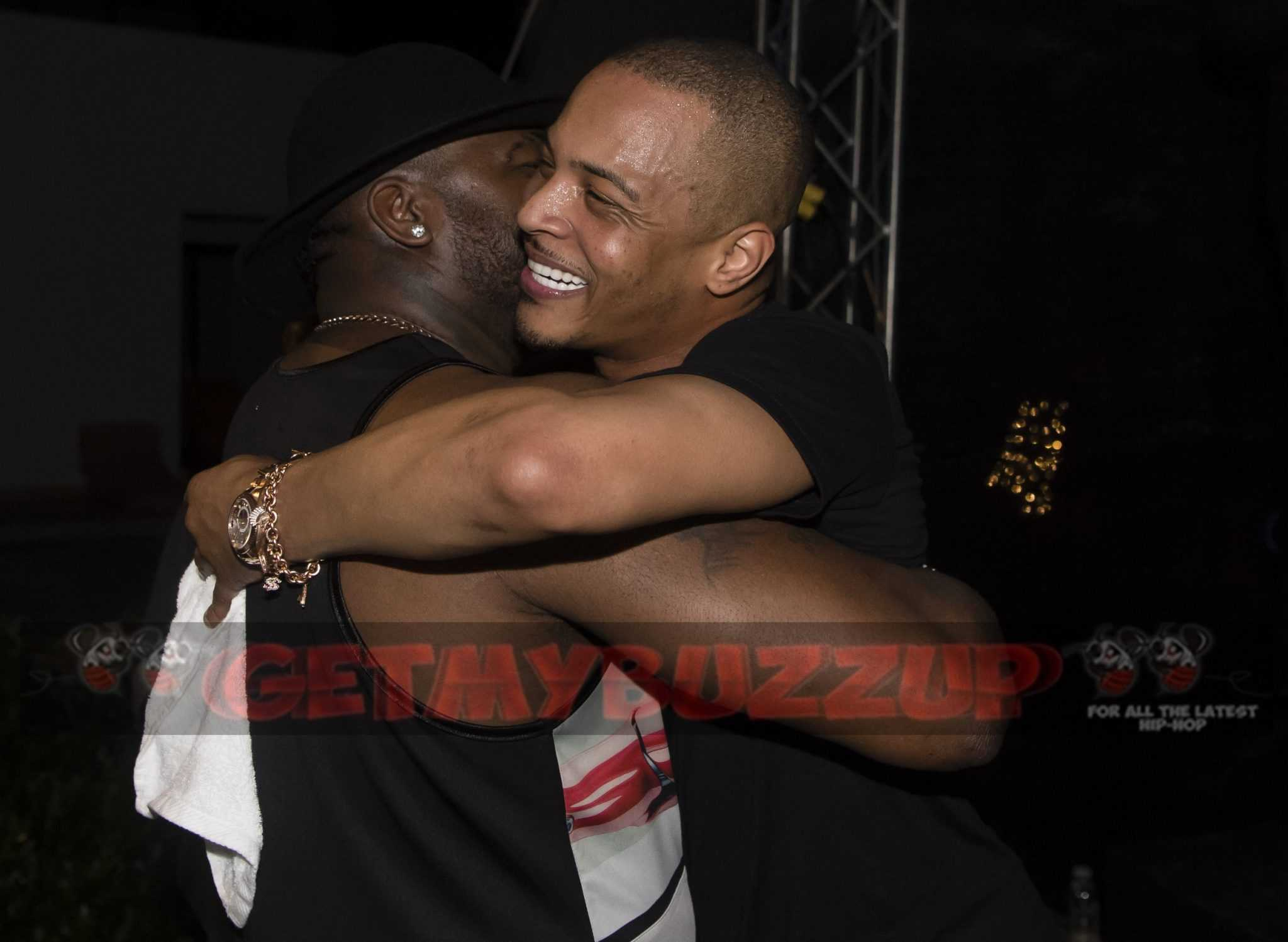 """Celebrity Sighting: T.I.'s Surprise Performance at David """"Big Papi"""" Ortiz's Celebrity Golf Classic in the D.R. [Photos]"""
