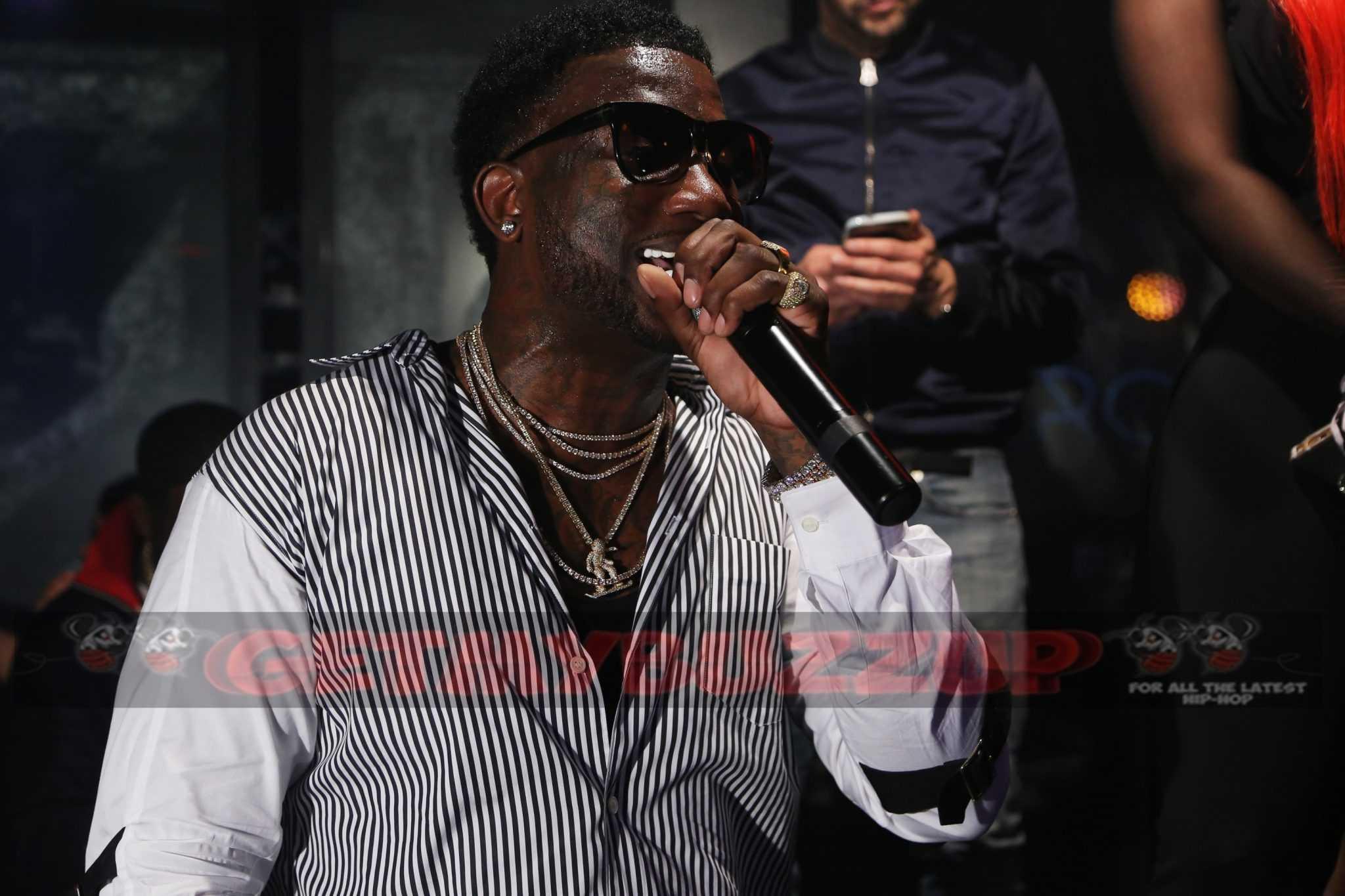 Gucci Mane Performing at 1OAK [Photos]