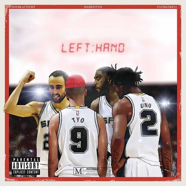 "Madeintyo – ""Left Hand"" Feat. UnoTheActivist & Key! [Audio]"