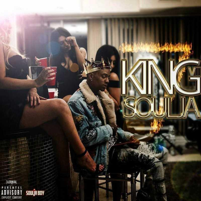 "New Project: Soulja Boy – ""King Soulja"" #KingSoulja [Audio]"