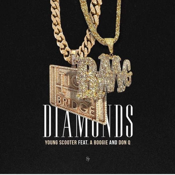 """Young Scooter – """"Diamonds"""" Feat. A Boogie & Don Q [Audio]"""