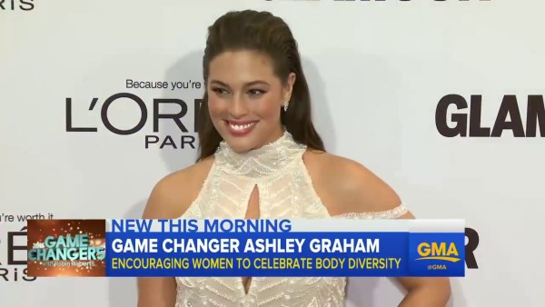 Gamechangers: Ashley Graham on Shattering Barriers
