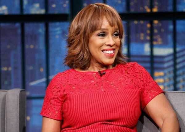Gayle King Inks $16.5M deal to stay at CBS [Gossip]