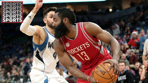 James Harden Is Pretty Much Doing Everything Westbrook Is