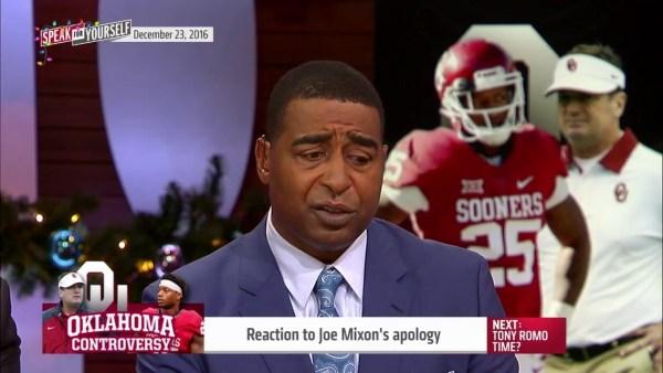 Joe Mixon apologizes for punching female Oklahoma student | SPEAK FOR YOURSELF