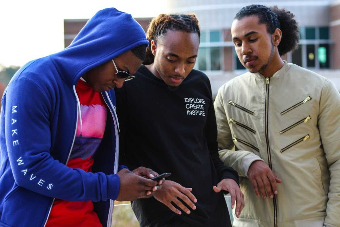 Three College Students Will Break Records Launching the Youngest Black Owned Clothing Company [Fashion]