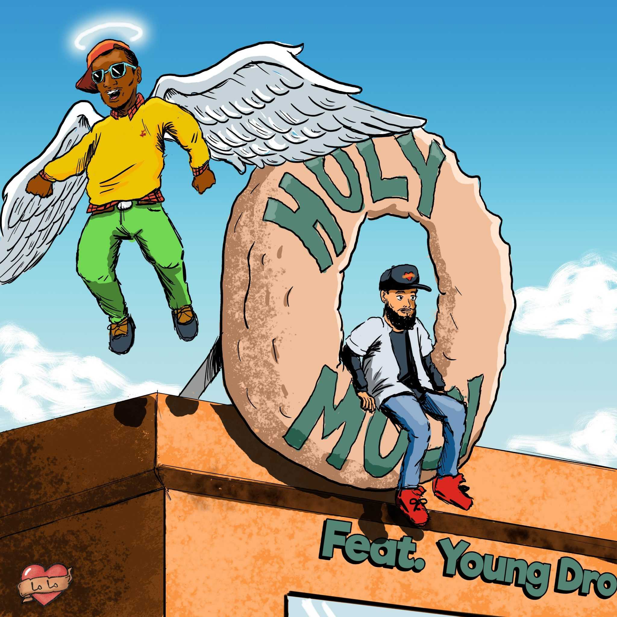 "Phay – ""Holy Moly"" (feat. Young Dro) [Audio]"