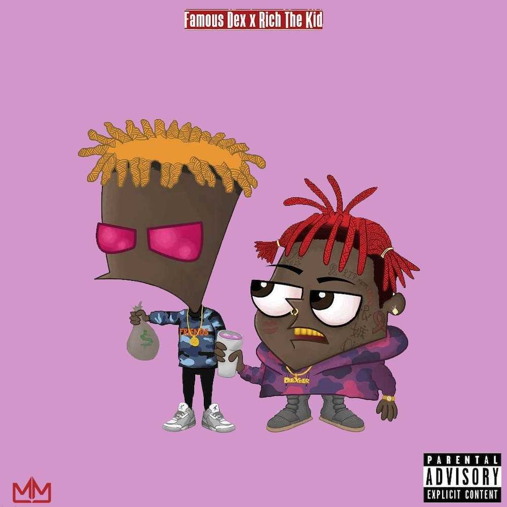 """Rich The Kid – """"So Mad"""" Feat. Famous Dex [Audio]"""
