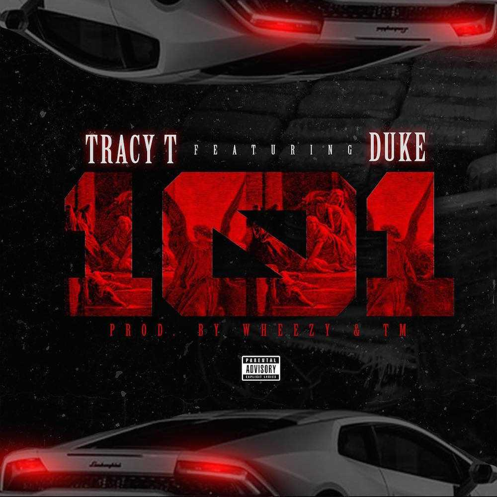 "Tracy T – ""101"" Feat. Duke [Audio]"