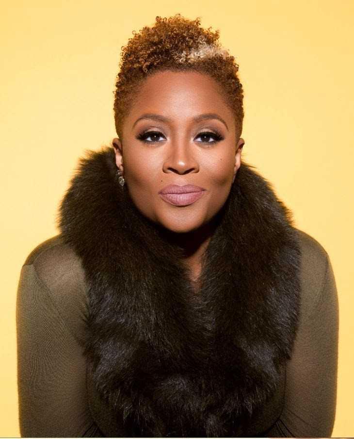"Avery*Sunshine Receives ""Women of Impact"" Award Before Touring with Musiq Soulchild #NuSoulRevivalTour #GoodMusicStillLives"