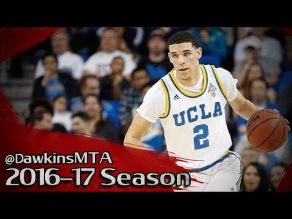 Lonzo Ball Full Highlights 2017.01.08 UCLA vs Stanford – 21 Pts, 8 Ast, 6 Rebs, 3 Stls, 2 Blks!