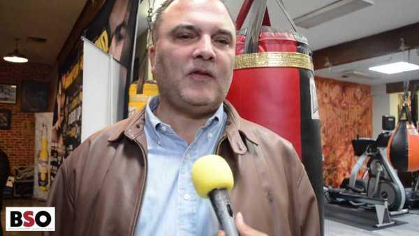 Richard Schaefer Says Mikey Garcia Being Boxing's Next Big Star