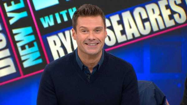 Ryan Seacrest Previews 'Dick Clark's New Year's Rockin' Eve' on 'GMA'
