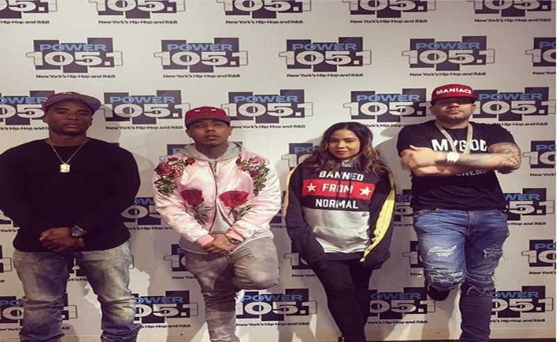 "Yung Berg aka Hitmaker Talks Producing ""Bounce Back"", Being Signed by DMX, PartyNextDoor & Jeremih Tour Issue on The Breakfast Club"