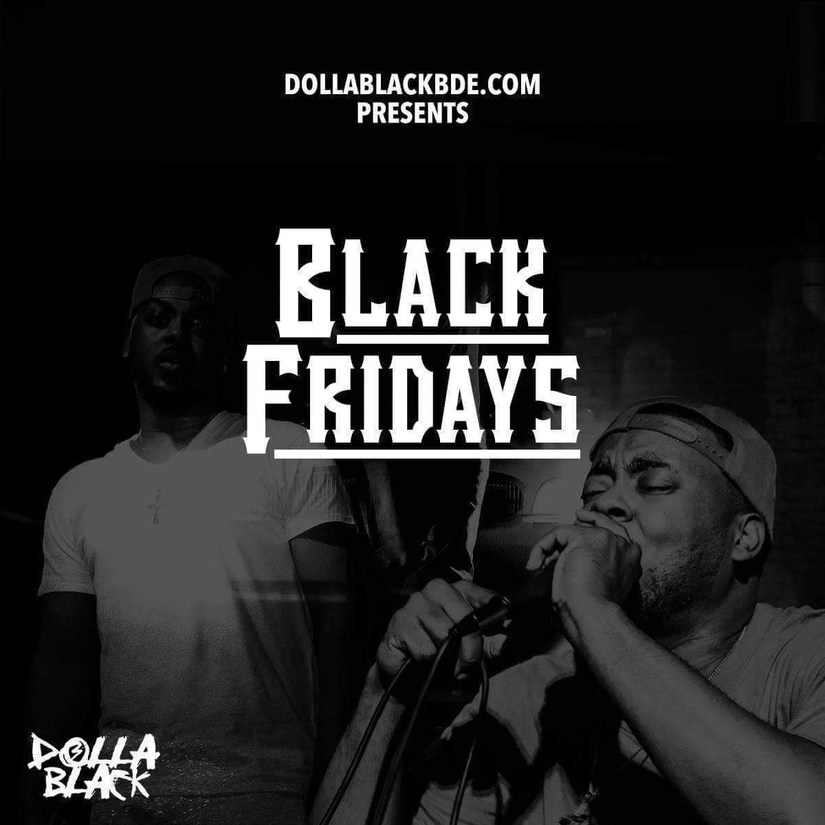 """Dolla Black continues his Black Fridays series with """"Guess Who's Back"""" [Audio]"""