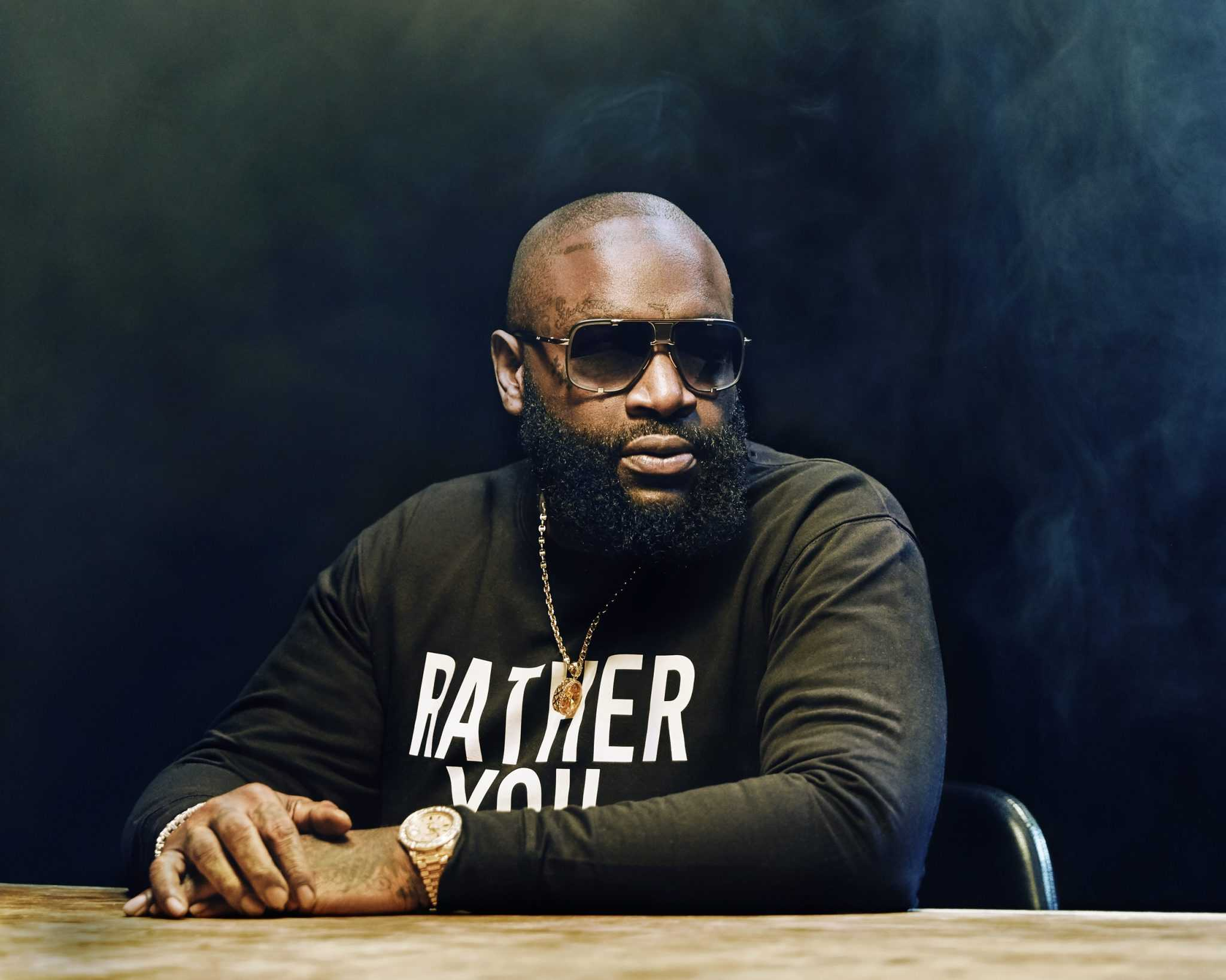 """RAP LEGEND RICK ROSS TO HOST AND PERFORM AT """"2017 MTV WOODIES"""" MUSIC FESTIVAL LIVE FROM ATX ON THURS, 3/16 AT 11PM [MUSIC NEWS]"""