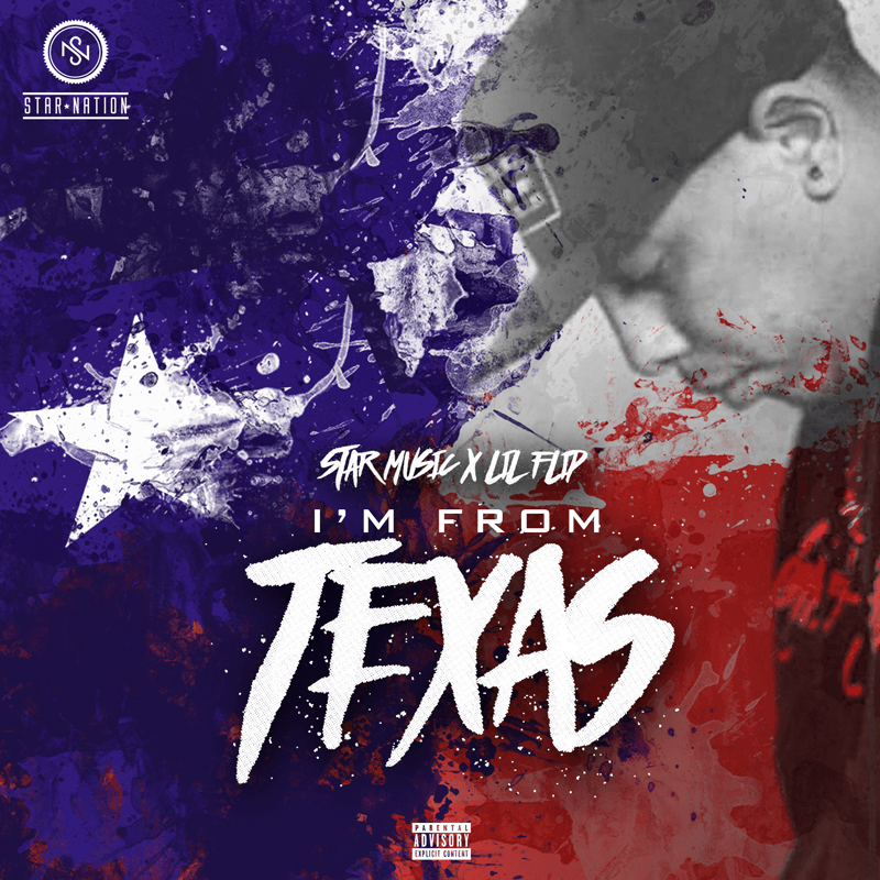 """Star Music Ft. Lil Flip – """"I'm From Texas"""" [Audio]"""