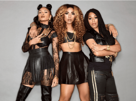 "MATHEW KNOWLES' NEW GROUP BLUSH JOINS SEVYN STREETER ON ""GIRL DISRUPTED"" TOUR [MUSIC NEWS]"