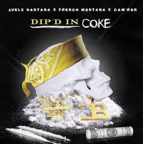 """Juelz Santana Ft . French Montana & Cam'ron – """"Dipd In Coke"""" [Audio]"""
