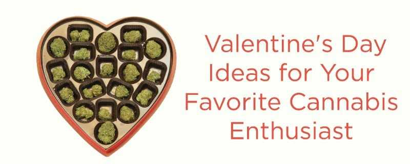 ❤️ Valentine's Day Ideas for your Favorite Cannabis Enthusiast