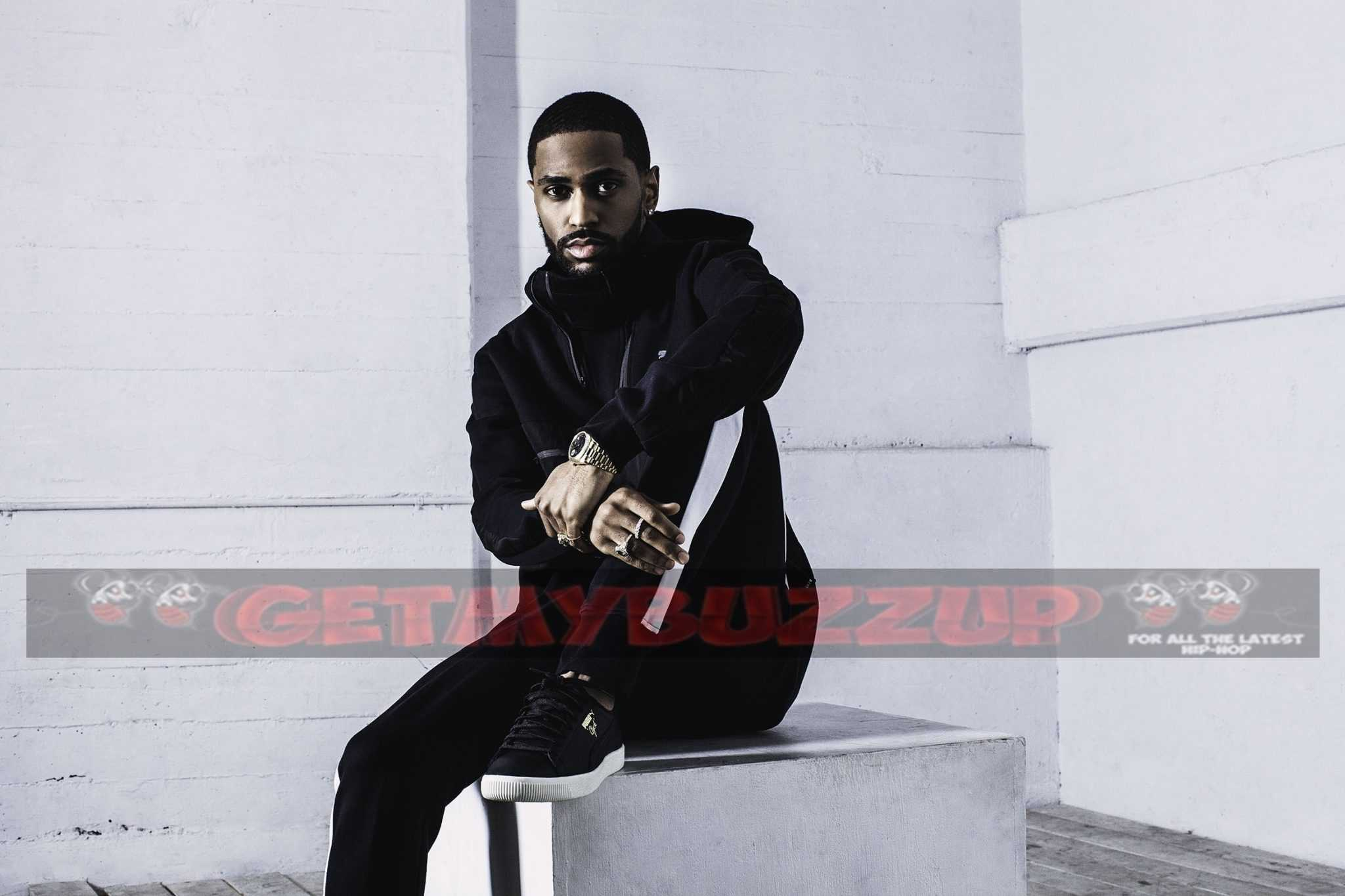 BIG SEAN NAMED AS THE NEW PUMA CREATIVE COLLABORATOR AND GLOBAL AMBASSADOR [FASHION]