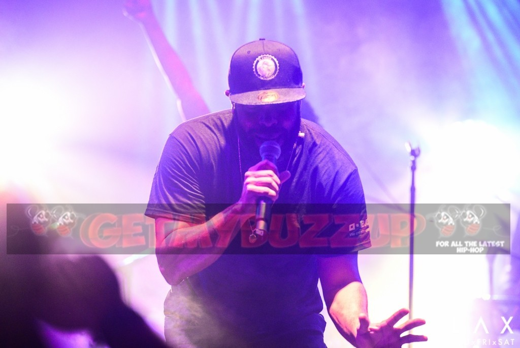 Celeb Sightings: CL Smooth Brought Electrifying Production to LAX Nightclub [Photos]